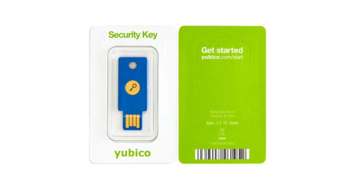 Security Key NFC by Yubico