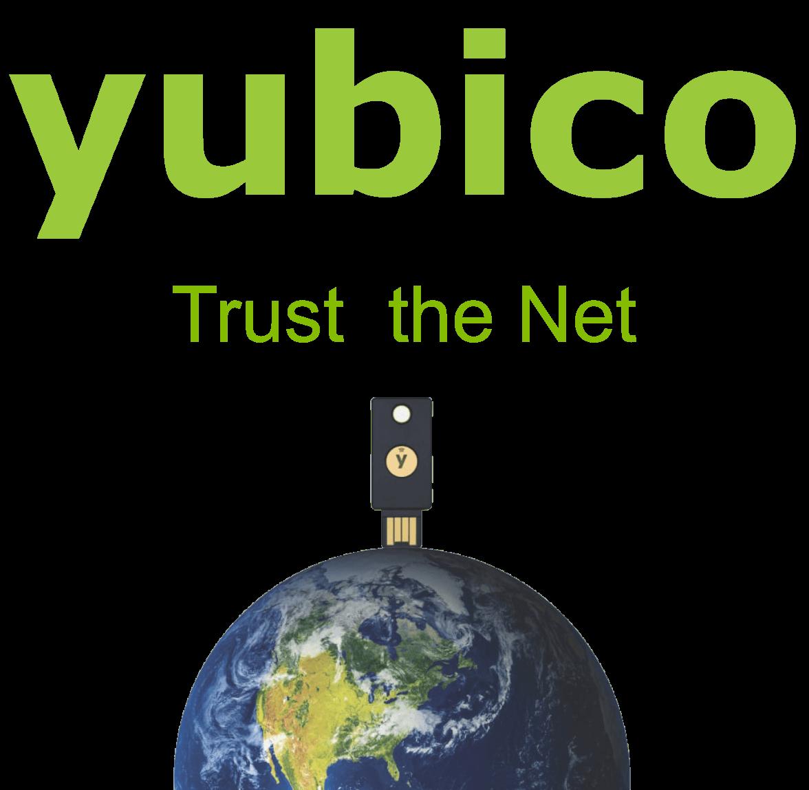 Yubico YubiKeys Κλειδιά ασφαλείας