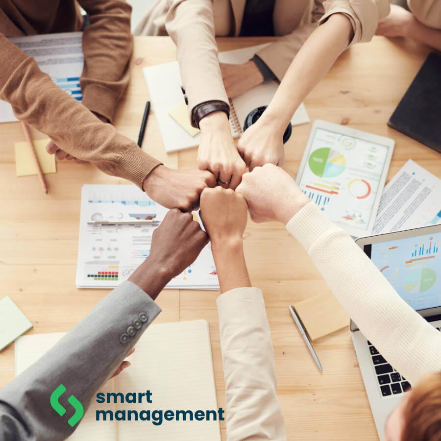 Smart Managegement Διοίκηση και ομάδα