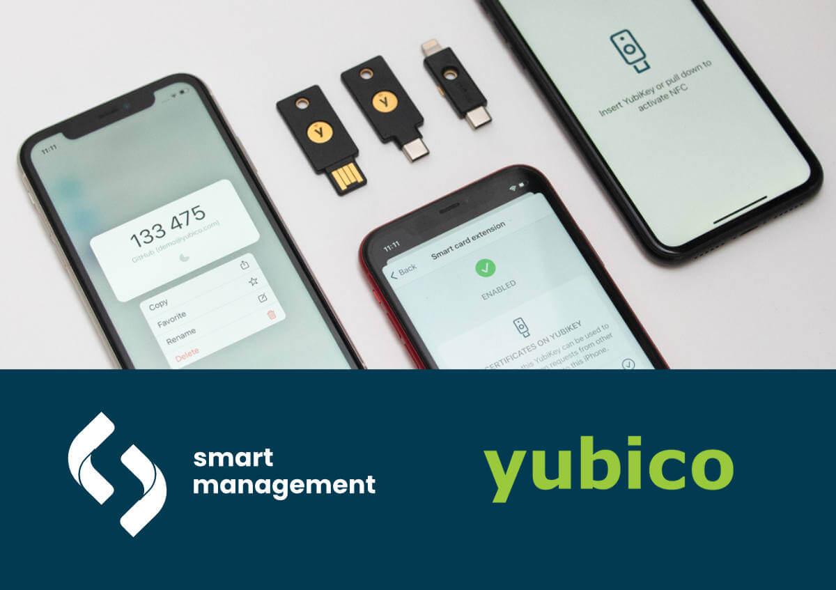 Yubico και χρήση σαν Snart Card σε συσκευές με iOS